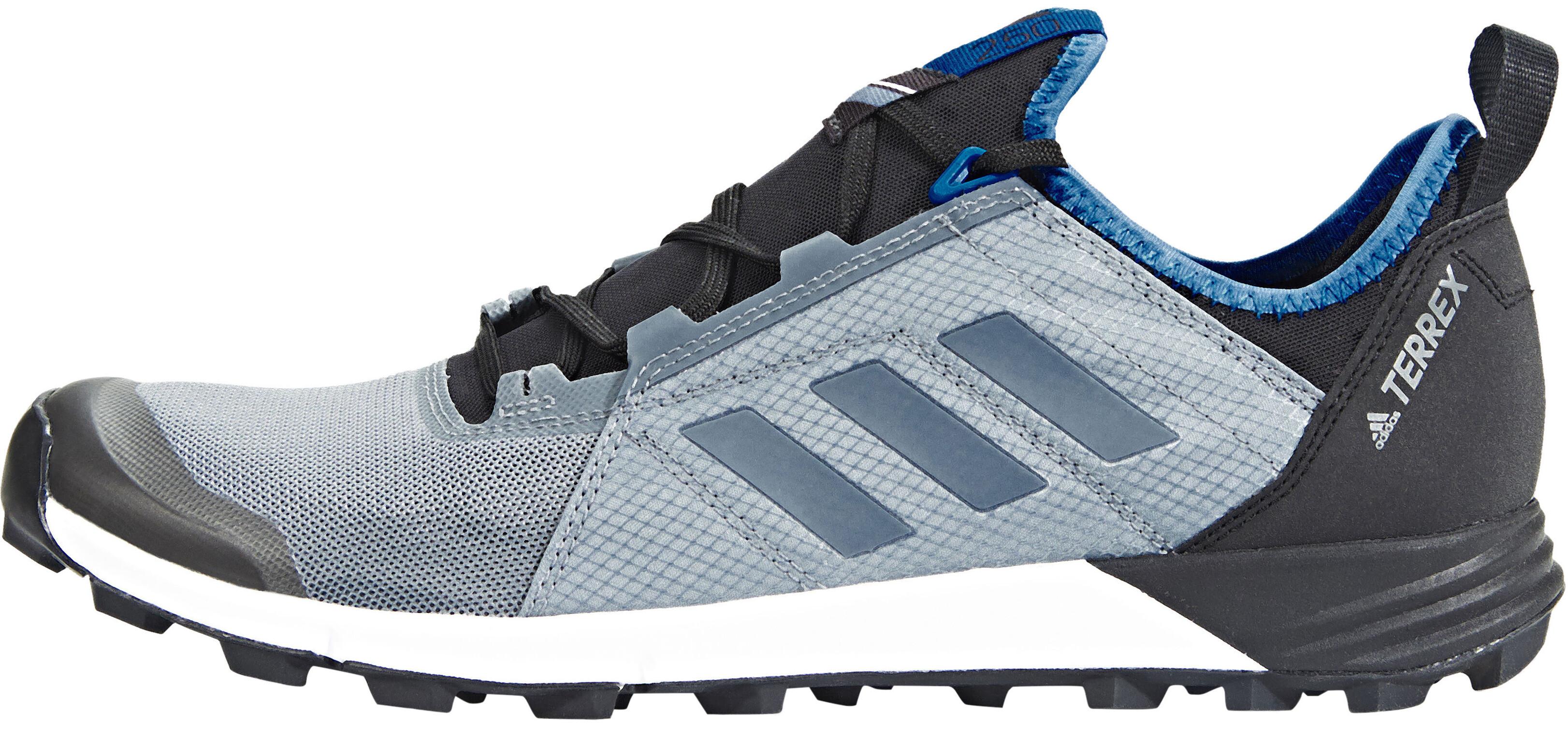 the latest 2de5b b377d adidas TERREX Agravic Speed - Zapatillas running Hombre - grisnegro